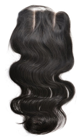 BRAZILIAN BODY WAVE 3 PART CLOSURE - HenJa Hair