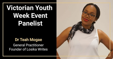 Victoria Youth Week Australia Losika Writes panelist