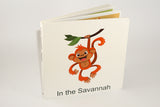 In the African- Savannah bilingual books