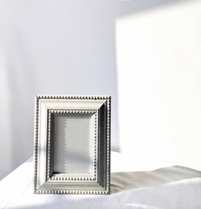 French White Wooden Frame