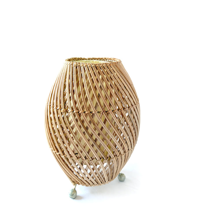 Karya Rattan Table Lamp