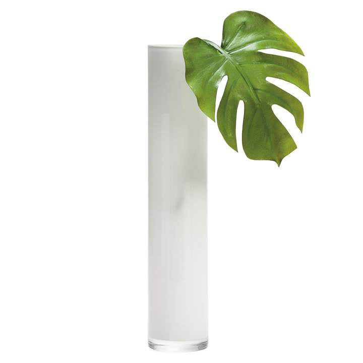 Accent Cylinder Tall Vase