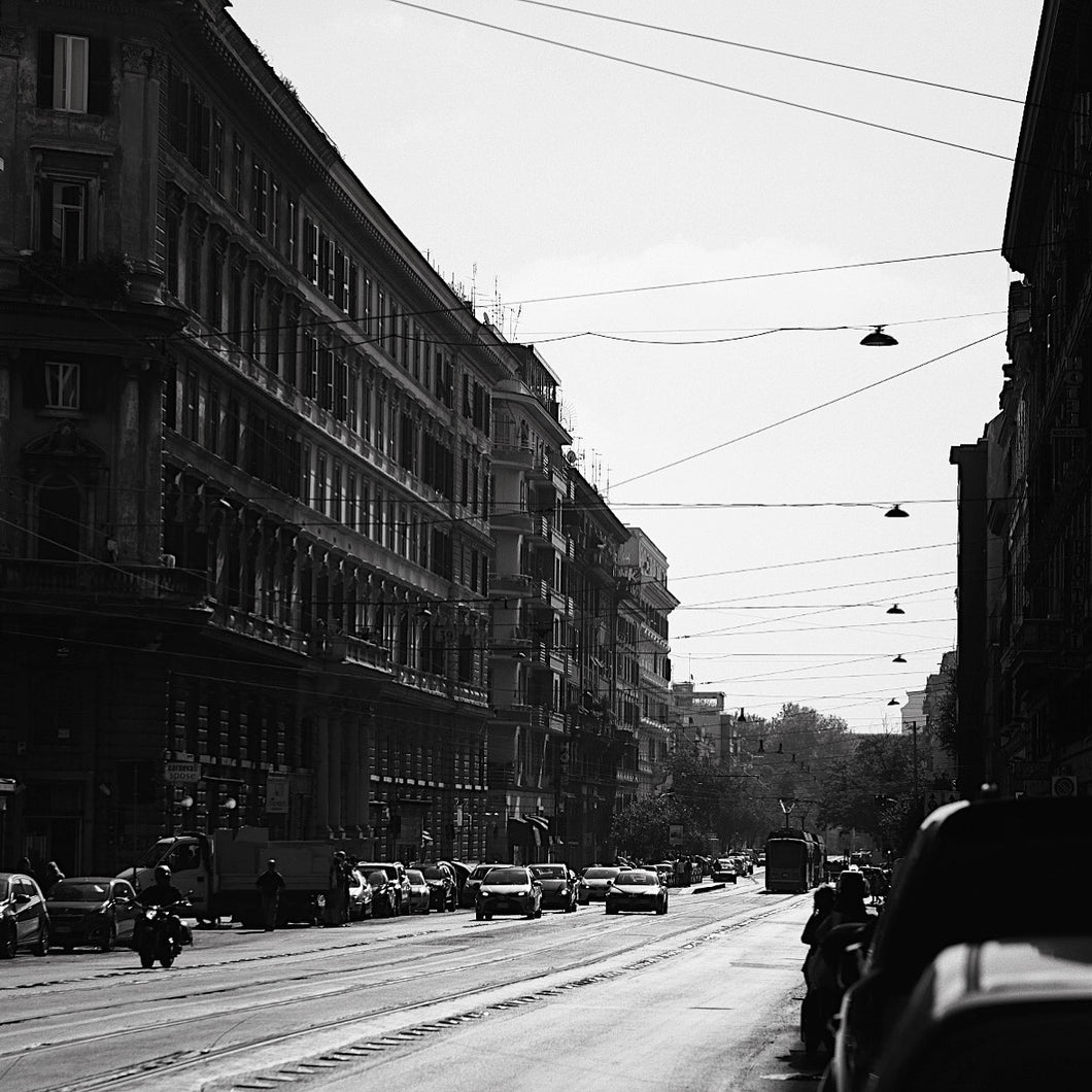 Streets, Rome