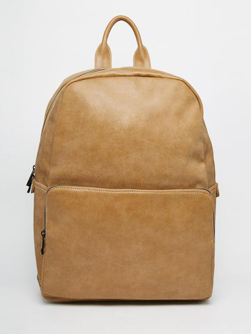 LV leather backpack