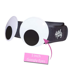 Digital Party Supply Googly Eyes Twerk Belt - Digital Party Supply