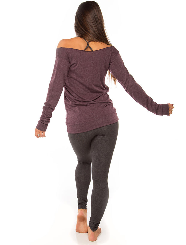 Purpleberry with Core Pant