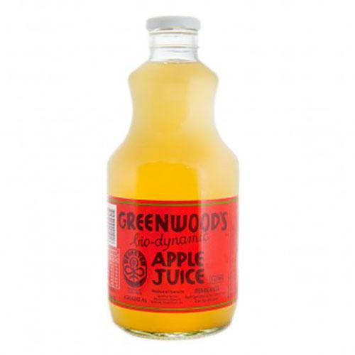 Greenwood's Apple Juice