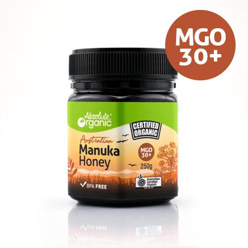 Aus Manuka Honey