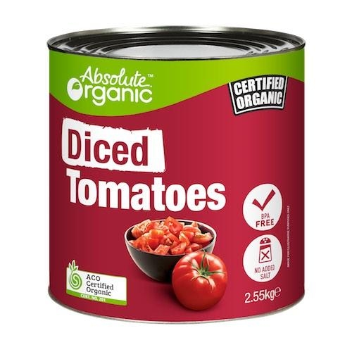 Diced Cater Tomatoes