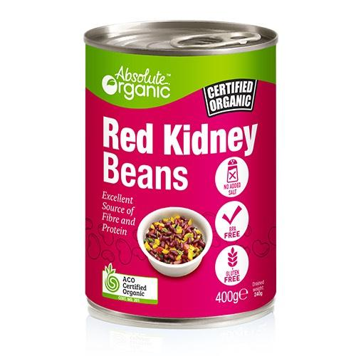 Red Kidney Beans (Tin)