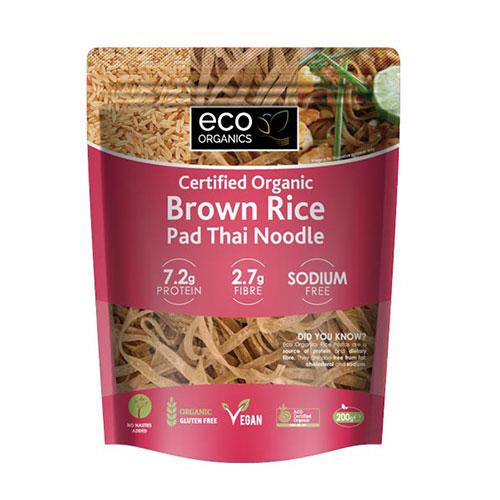 Brown Rice Pad Thai