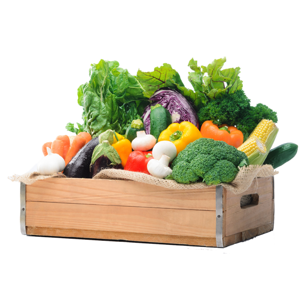 Large Fruit & Veg Family Box