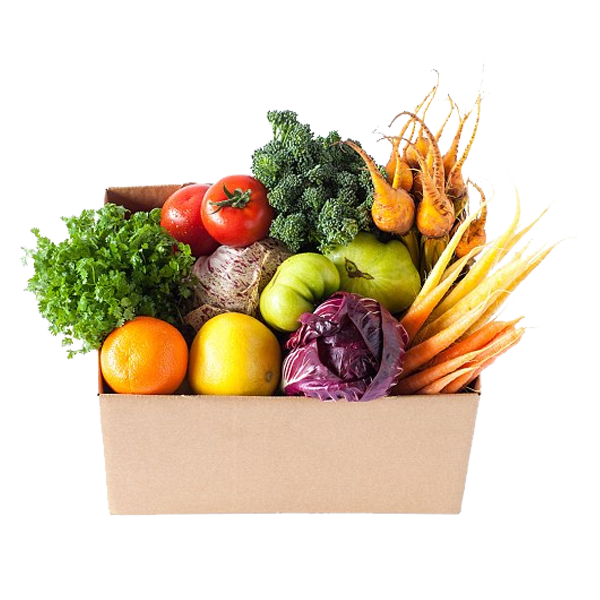 Family Fruit & Veg Box Best Seller