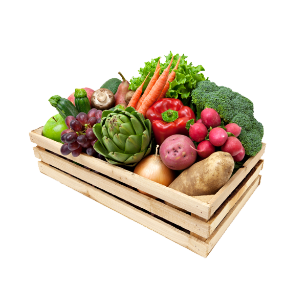 Large Veggie Box