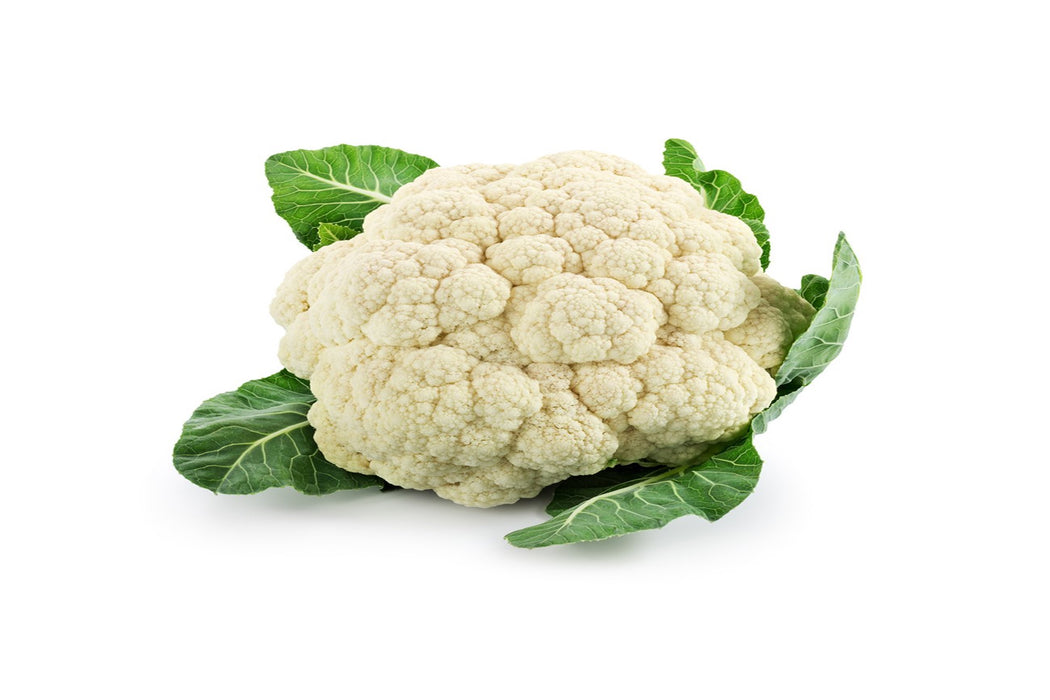 Certified Organic Cauliflower each