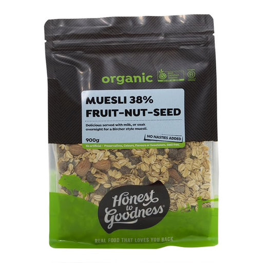 Fruit Nut Seeds Muesli