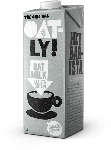 Oatly Oat Milk Barista Edition