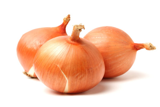 Certified Organic Brown Onions Kg