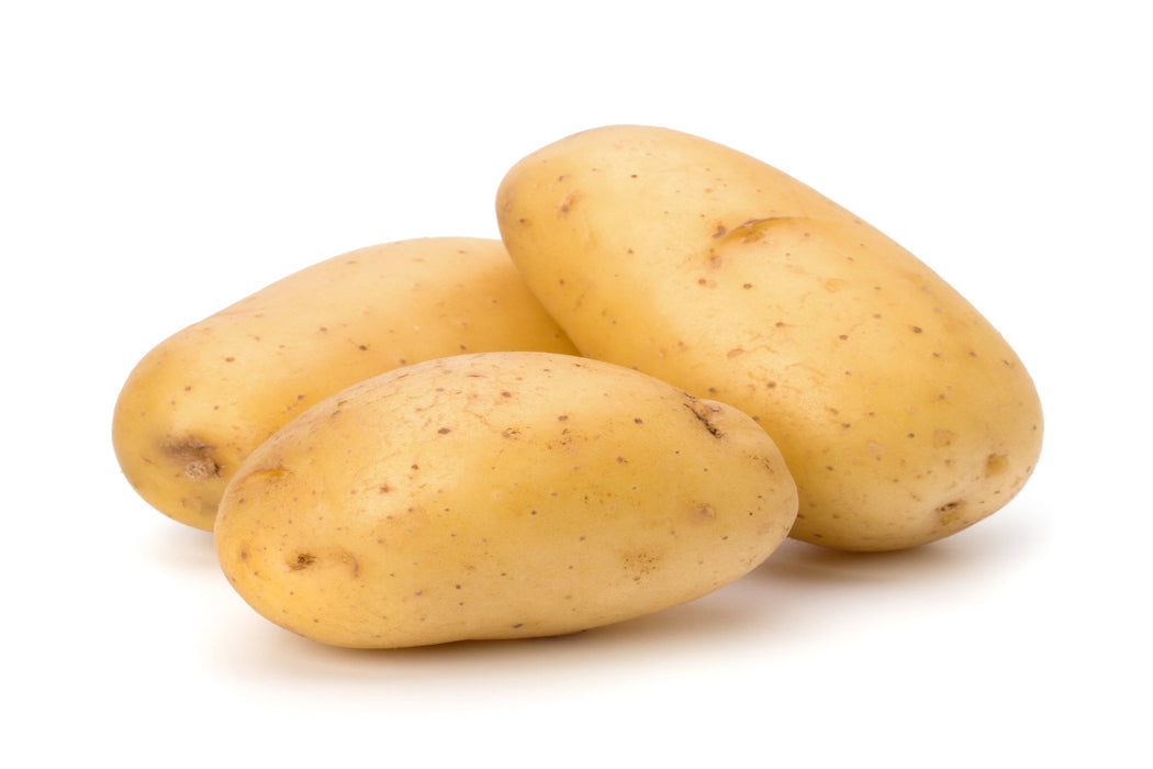 Certified Organic Dutch Cream Potatoes Kg