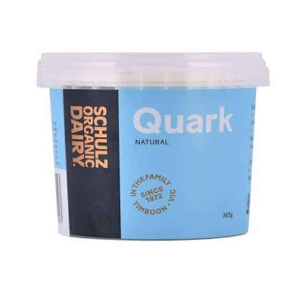 Schulz Organic Quark Natural 365g