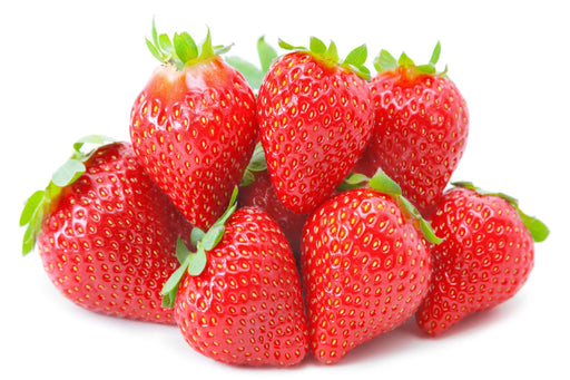 Certified Organic Strawberries Punnet 250g