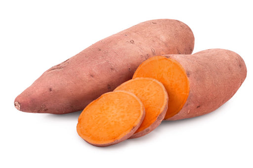 Certified Organic Sweet Potato Kg