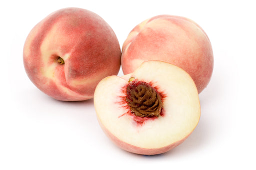 Certified Organic Peaches White Min. 500g