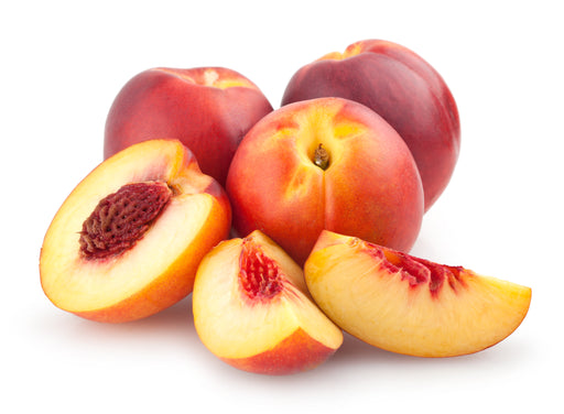 Certified Organic Nectarines Yellow Min. 500g
