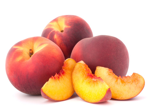 Certified Organic Peaches Yellow Min. 500g