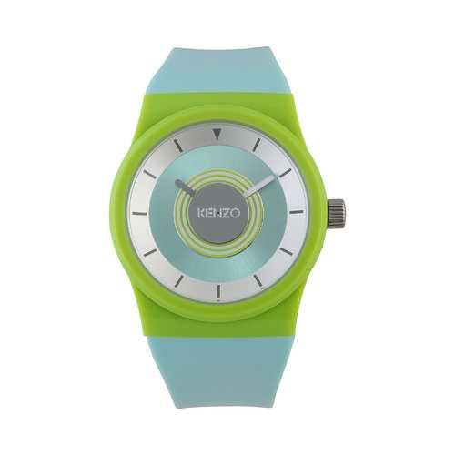Gender: Unisex<br />Color: Blue<br />watch<br />- silicone strap<br />- two hand movement<br />- indexes in contrasting colors<br />- case diameter:  36 mm<br />- buckle closure<br />- type of mechanism:  quartz<br />- 5 atm, water resistant to 50 meters