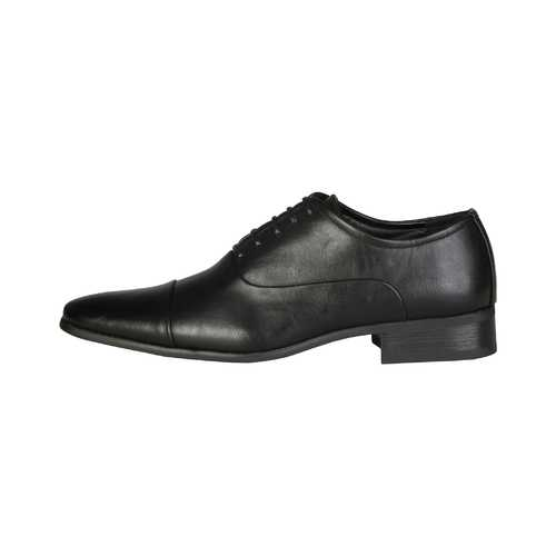 Gender: Men<br />Color: Black<br />man shoes with laces ᐧ - upper:  synthetic leather ᐧ - inside:  synthetic leather ᐧ - sole:  rubber