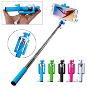 Expandable Handheld Self-Pole Tripod for Smartphone