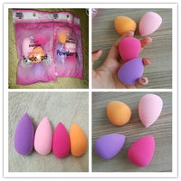 4-pc High Quality Professional Makeup Sponge