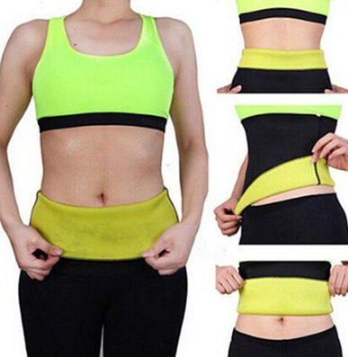 Women's Wide Slimming Body Belt for Weight Loss