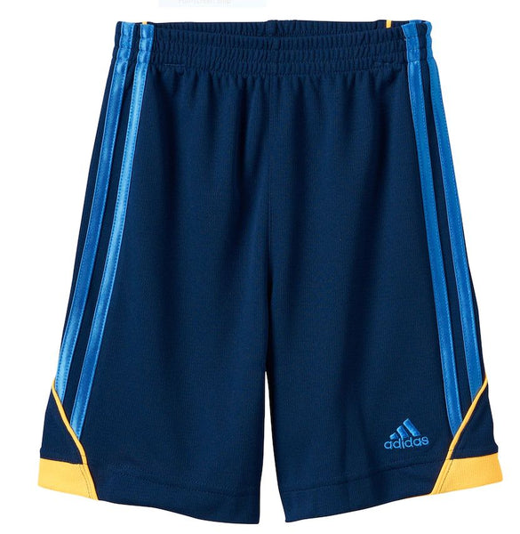 adidas Boys Athletic Shorts Size 4
