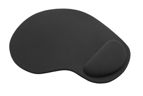 Soft & Comfortable Mouse Pad with Wrist Support