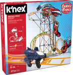 K'NEX Mecha Strike Roller Coaster Building Set