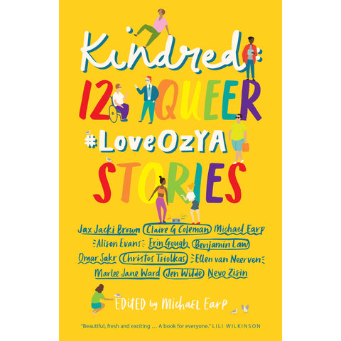 Kindred: 12 Queer #LoveOzYA Stories