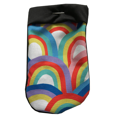 Get Your Joey Packing Pouch Follow The Rainbow - No Hole Classic