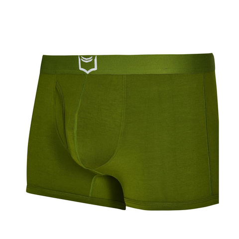 Sheath 2.1 Boxer Brief Green