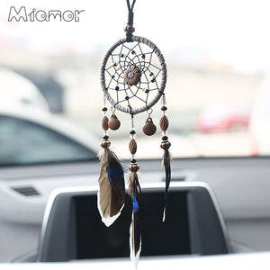 Small Shell Two Colour Dreamcatcher