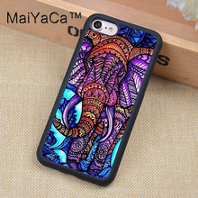 Tribal Elephant Hippie Phone Case For Iphone 6 6s