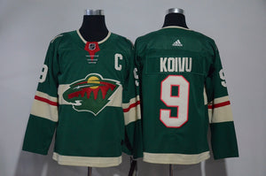 Minnesota Wild | Green