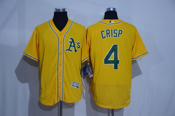 Oakland Athletics | Yellow