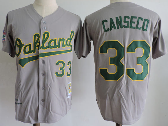 Oakland Athletics | Grey
