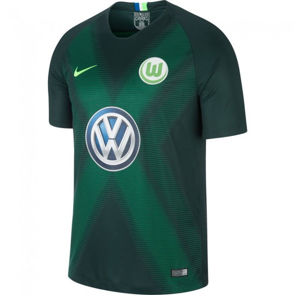 VfL Wolfsburg | Home Kit 18/19