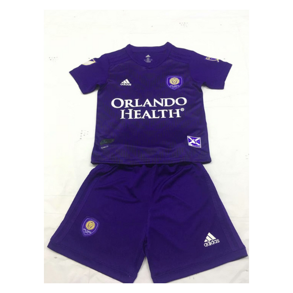 Orlando City  | Kids | Home Kit 19/20