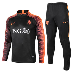 Netherlands | Type B Training Top + Pants 18/19