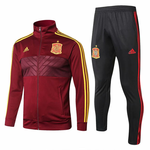 Spain | Training Tracksuit 18/19