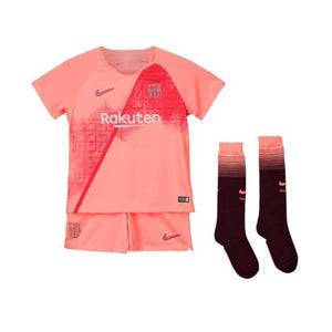 Barcelona | Kids | Third Kit 18/19